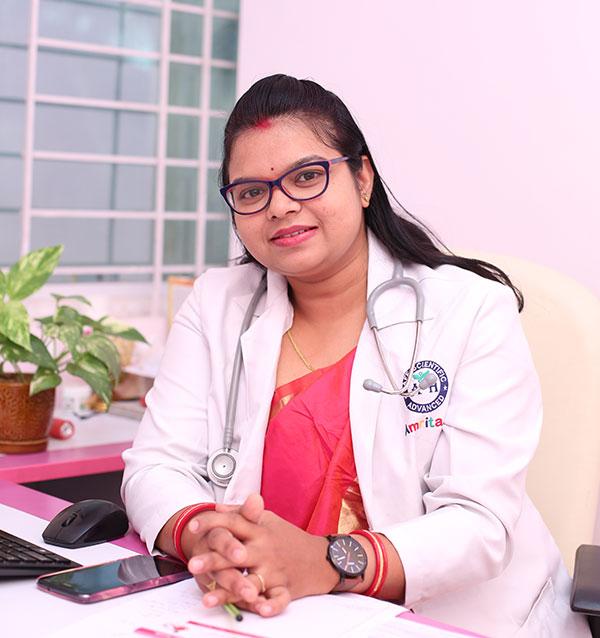 DR.SONALI PRIYADARSHINI SAHOO